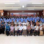 Walikota Bontang Membuka Kegiatan Pelatihan Berbasis Kompetensi Dari BLK Samarinda
