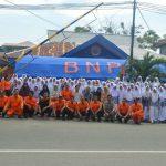 BPBD Kota Bontang Mendapat Kunjungan Dari SMP IT Darul Hikmah