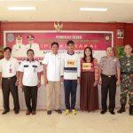Pembukaan Seleksi Calon Anggota PASKIBRAKA 2017