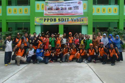 BPBD Kota Bontang Memberikan Materi Penanggulangan Kebencanaan Bagi Yayasan Yabis