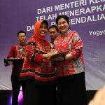 Pemkot Bontang Raih Penghargaan Pastika Parama