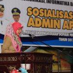 Sosialisasi Admin Aplikasi di Lingkungan Pemkot Bontang