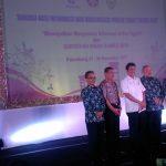 Wujudkan Tata Informasi Nasional yang Terintegrasi, Kemkominfo Gelar Kegiatan SAIK di Palembang