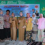 Kembangkan Potensi Batik Kota Bontang, DKUKMP Gelar Pelatihan Batik