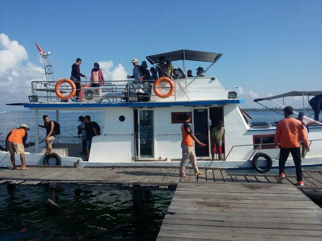 Berikan Rasa Aman Wisatawan, BPBD Gelar Patroli Laut