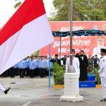 Pemkot Bontang Gelar Upacara Peringatan Hari Lahir Pancasila ke-73