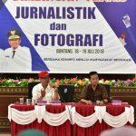 Tunjang Teknik Penulisan dan Pengemasan Berita, Kominfo Gelar Bimtek