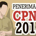 Pengumuman Ralat Jadwal Penerimaan Berkas CPNS 2018