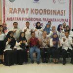 Kominfo Provinsi Kaltim Gelar Rakor Jabatan Fungsional Pranata Humas di Lingkungan Pemerintah Provinsi dan Kabupaten/Kota se-Kaltim