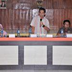 Sinergikan Program Kerja, Kecamatan Bontang Selatan Gelar Rakor Keamanan, Ketentraman dan Ketertiban