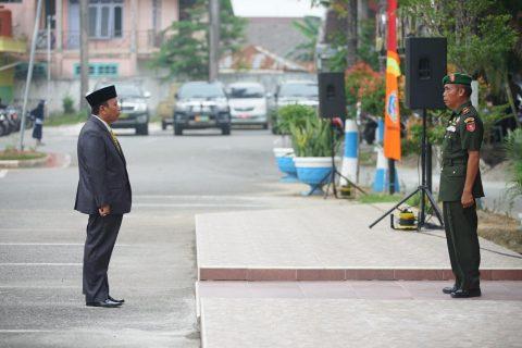 Upacara Hari Otonomi Daerah. Bahri : Tingkatkan Kualitas SDM