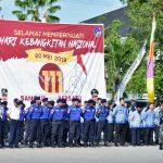 Upacara Peringatan Hari Kebangkitan Nasional Ke-111, Momentum Menjalin Kembali Persatuan dan Kesatuan dengan Semangat Gotong-Royong
