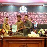 Pemkot Bontang Usulkan Raperda Tentang Pemberian THR dan tunjangan ke-13 Bagi Pejabat Negara, Anggota DPRD, dan PNS