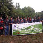 """""""Bontang Peduli Lingkungan Bersama Adhyaksa"""", Kejari Bontang Gelar Aksi Tanam Pohon dan Bersih Sungai"""