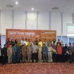 KPU Kota Bontang Gelar Rapat Pleno Penetapan Kursi dan Suara Anggota DPRD Terpilih