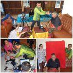 Upaya Penuhi Hak Masyarakat, Kecamatan Bontang Selatan Rekam E-KTP di Rumah Warga