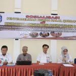 Jelang Idul Adha, DKP3 Gelar Sosialisasi Penyembelihan Hewan Kurban dan Pengendalian Pemotongan Sapi Betina Produktif (Upsus Siwab)