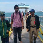 TINJAU IMPLEMENTASI SMART CITY DI KOTA BONTANG, TIM RKCI KUNJUNGI PULAU GUSUNG