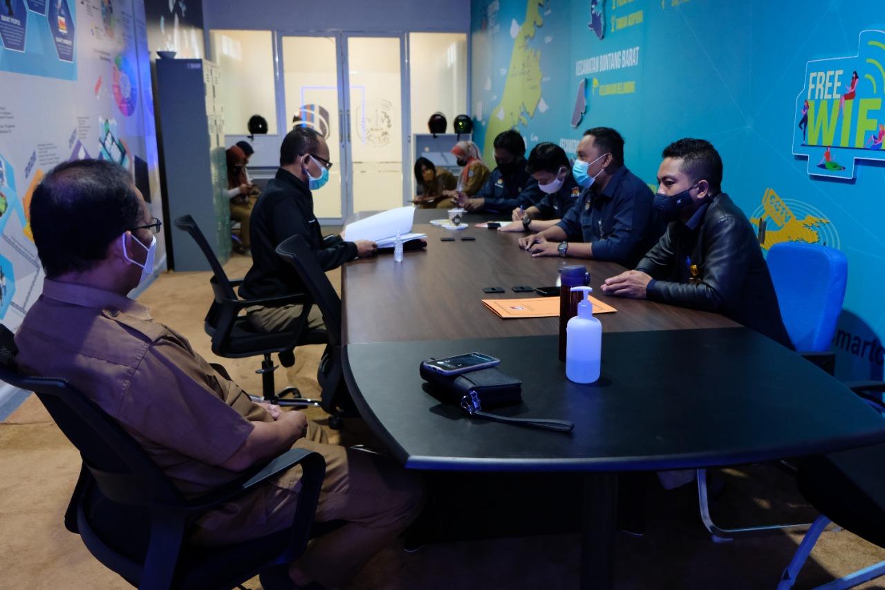 Kunjungi Kominfo, KPU Laksanakan Audiensi