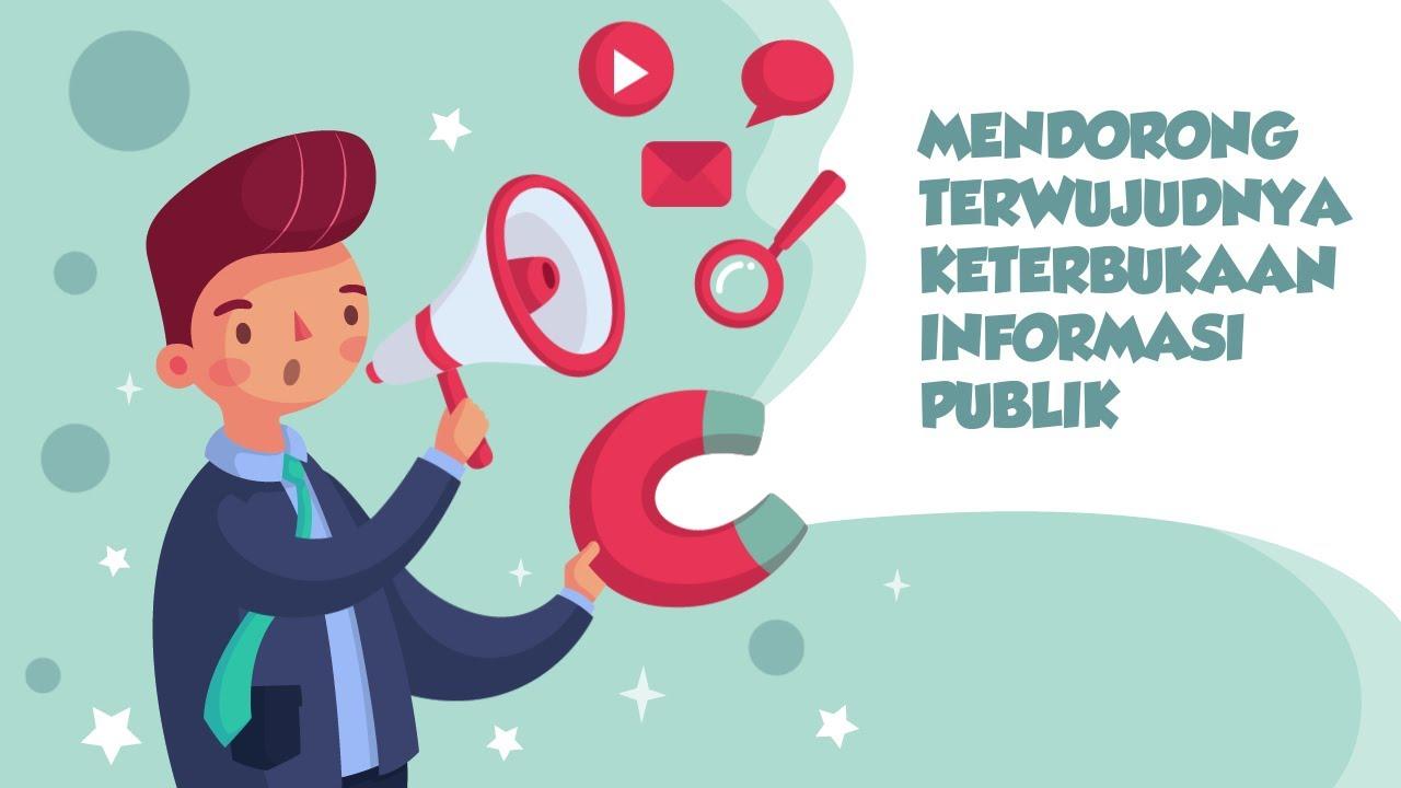 PENGUMUMAN 10 BESAR PEMERINGKATAN KETERBUKAAN INFORMASI PUBLIK TK.KOTA BONTANG 2021