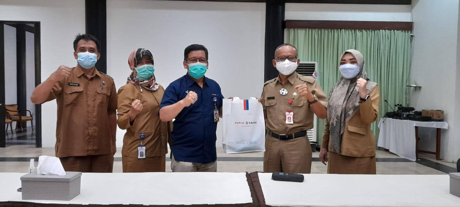 Dukung Launching 112, Kominfo Terima Bantuan CSR PT PKT
