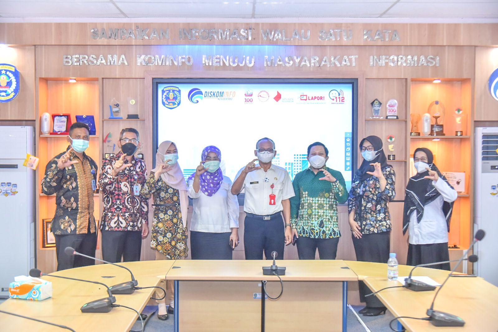 Analisis Pelayanan Publik Di Bontang, Dosen UMKT dan Kemenkumham Kunjungi Bontang